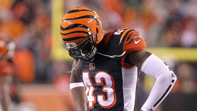George Iloka's appeal against his one-game suspension has been successful, meaning he can play for the Bengals against the Bears.