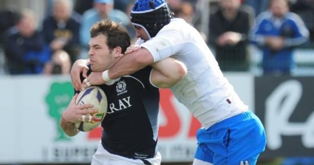 Rugby - Tests - Tests internationaux : Italie - Ecosse en juin à Singapour