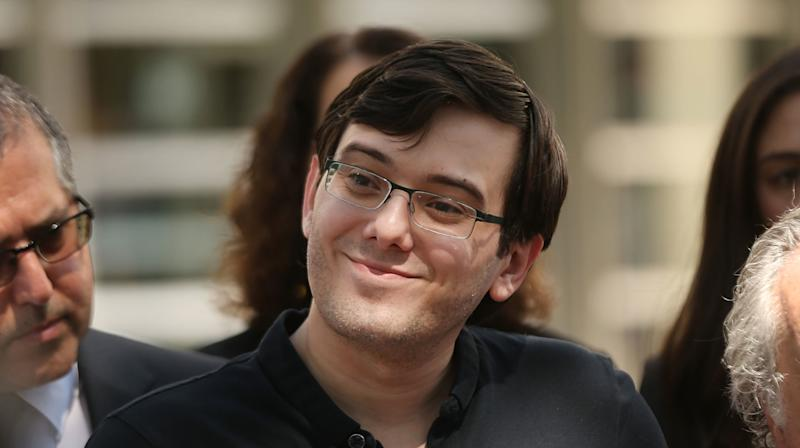 Yep, Martin Shkreli's 5,000 Percent Drug Price Hike Is Still In Effect