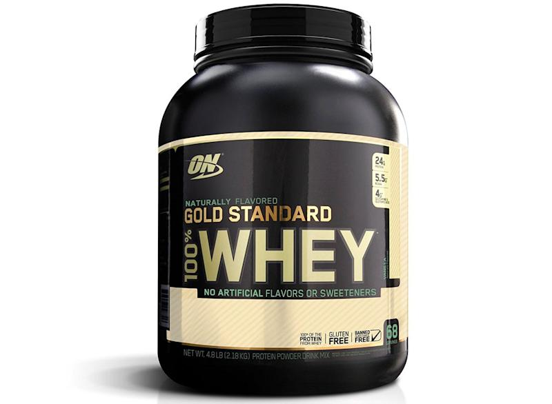 CONCENTRATION OF WHEY ISOLATE Cow's milk is 20% Whey Protein and 80% Casein protein. Whey Protein Isolate contains immunoglobulins, 65% Beta-lactoglobulins, 25% Alpha-lactalbumin and 8% Bovine serum Albumin.