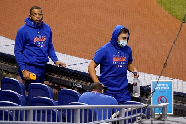 Mets to return Tuesday with doubleheader against Marlins