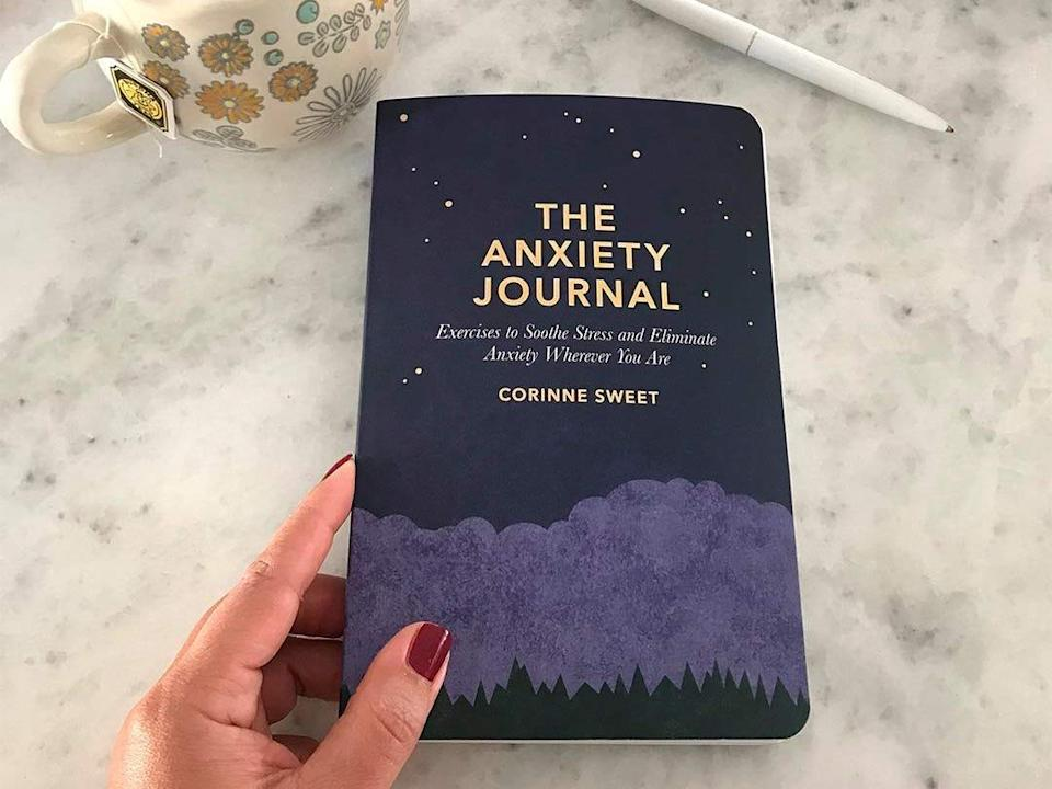 Best anxiety journals
