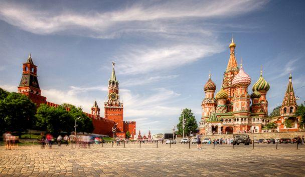 PHOTO: An undated photo of the Red Square in Moscow. (STOCK/Getty Images)