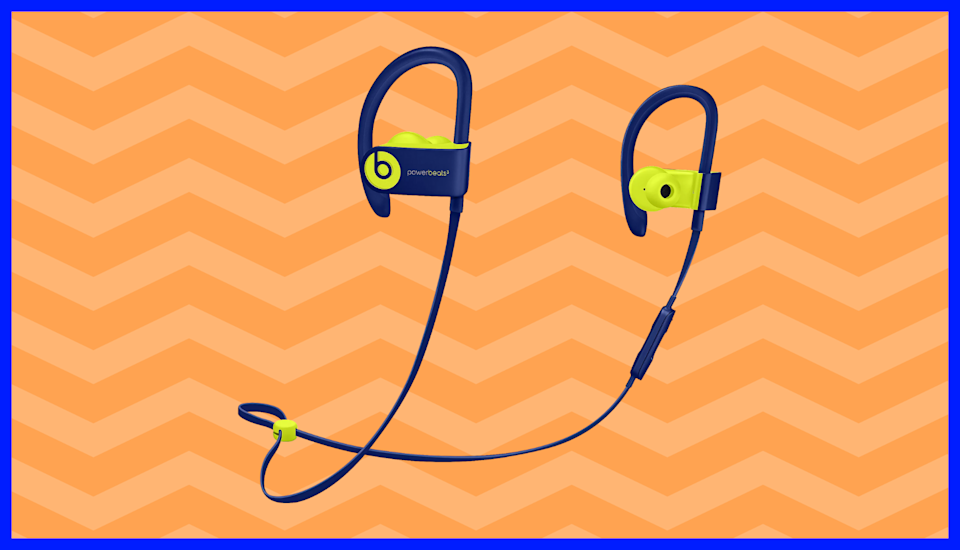 These Beats Powerbeats3 wireless headphones for 20 percent off. (Photo: Beats by Dre)