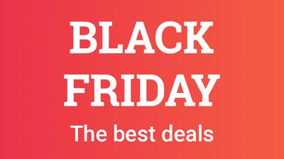 Black Friday The Best Deals 2019 Logo