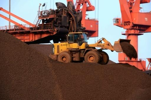 Australian miners rally as iron ore price spikes 10%