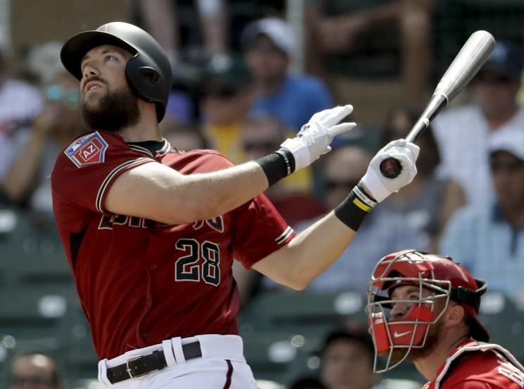 Steven Souza Jr., the Diamondbacks hopeful replacement for J.D. Martinez, could miss time with spring training shoulder injury.
