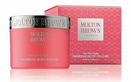 Molton Brown Fiery Pink Pepperpod Pampering Body Polisher