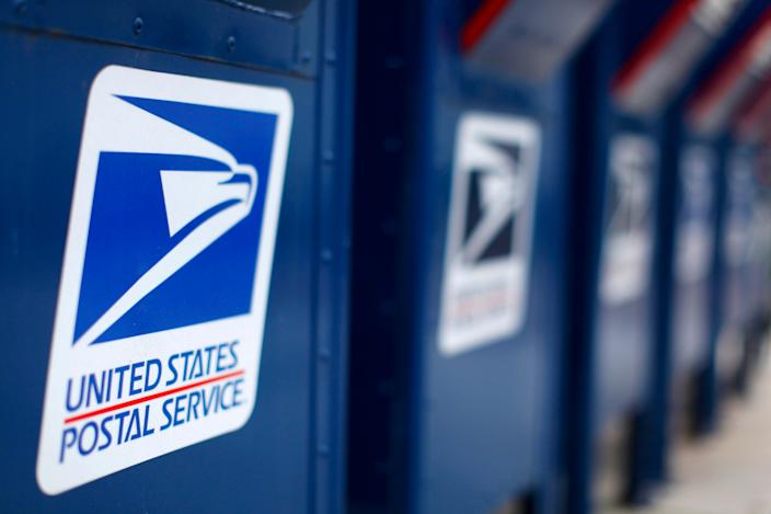"""The Postal Service operates like a business and a public good all at the same time, putting it between a rock and a hard place. <p class=""""copyright"""">Reuters</p>"""