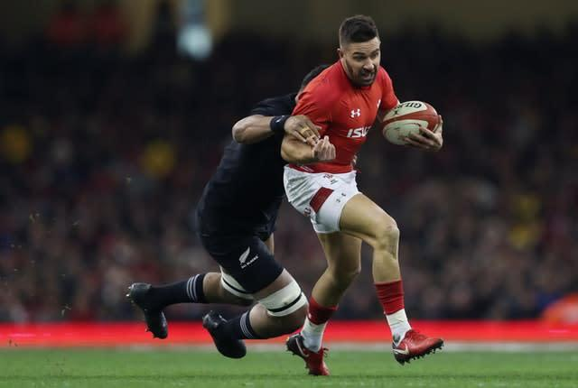 Rhys Webb is set to be back in a Wales shirt (David Davies/PA)