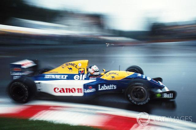 "8. El Williams FW14B de Fórmula 1 <span class=""copyright"">Sutton Motorsport Images</span>"