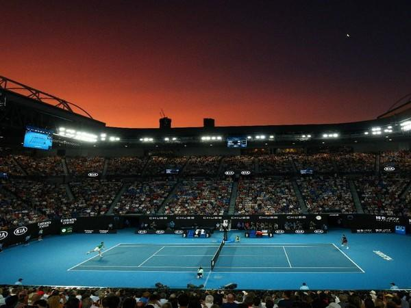 Representative image (Photo/ Australian Open Twitter)