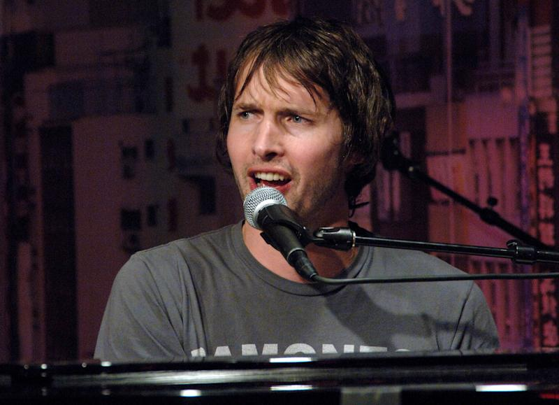 The True Meaning Behind James Blunt's 'You're Beautiful' Makes It a Terrible First Dance Song