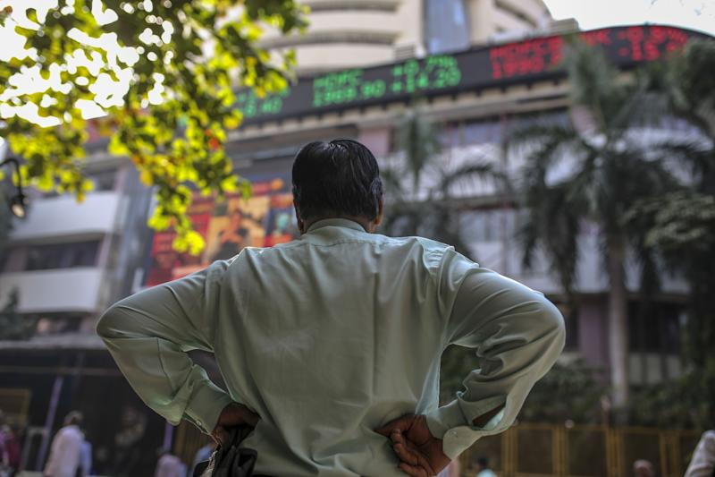 Sensex records worst day in history, crashes 3,934 points