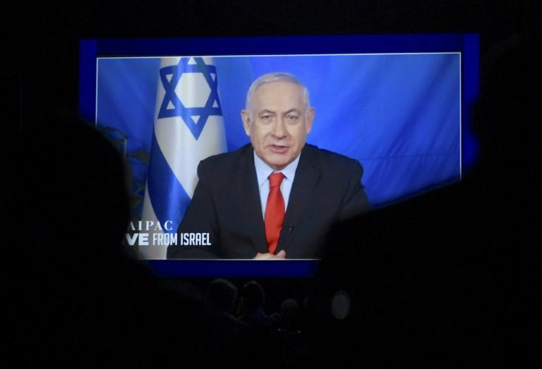 "Prime Minister Benjamin Netanyahu said Israel would ""do what is necessary to defend our people"""