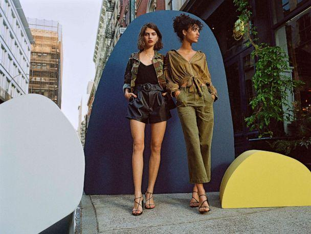 PHOTO: Nuuly is a new subscription service that allows you to rent clothing from Anthropologie, Free People, Urban Outfitters, and more. (Nuuly)