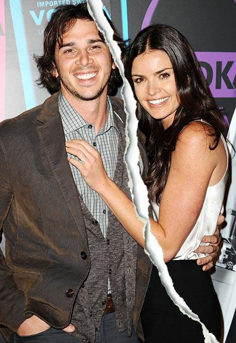 Bachelor's Ben Flajnik, Courtney Robertson Split!