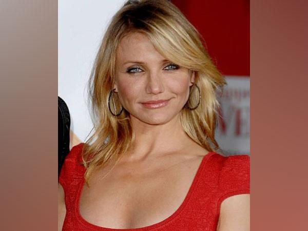 Cameron Diaz (Image Source: Instagram)