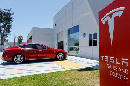 Tesla says SEC subpoenaed Model 3 production information