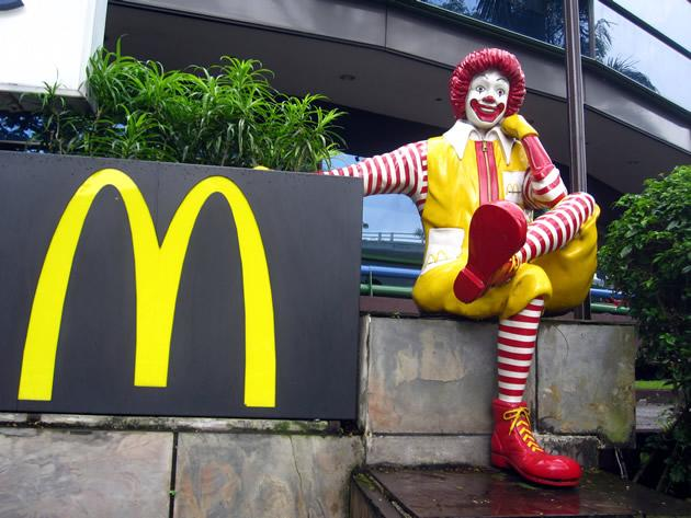 McDonald's place: more than just a fast food outlet