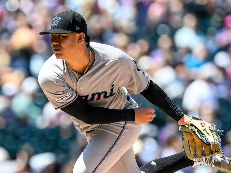 The Marlins rallied in the ninth. The Rockies walked off in extras to sweep the series