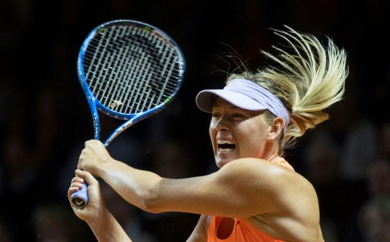 Stuttgart Open highlights: Maria Sharapova makes it two wins from two