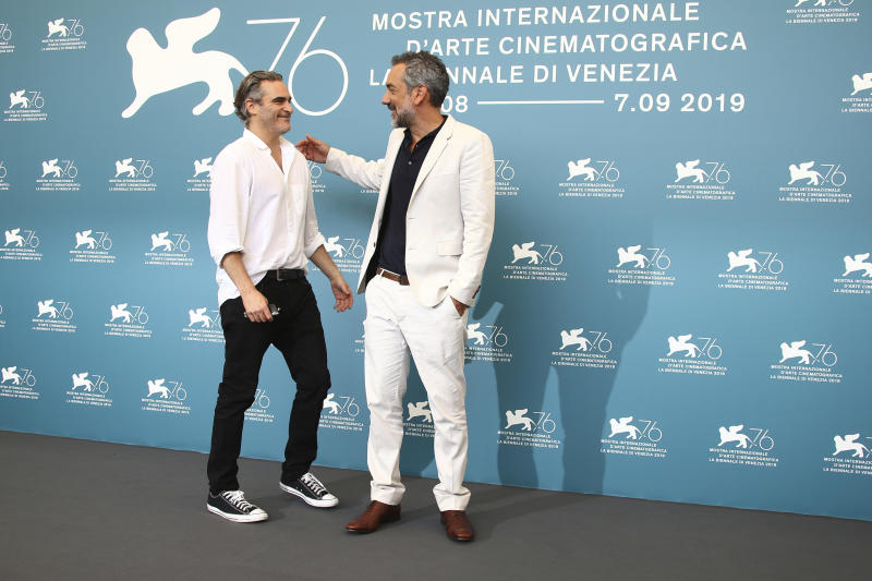 Italy Venice Film Festival 2019 Joker Photo Call