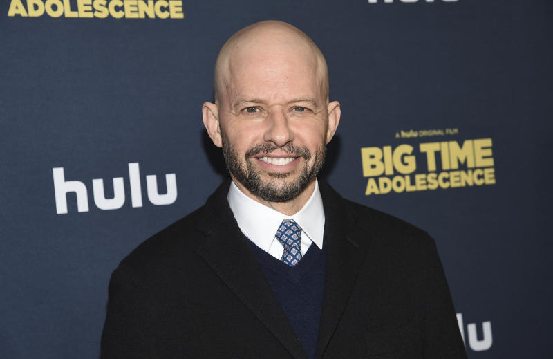 "Actor John Cryer attends the premiere of ""Big Time Adolescence"" at Metrograph on Thursday, March 5, 2020, in New York. (Photo by Evan Agostini/Invision/AP)"