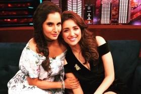 You're the only one who knows my every secret: Parineeti Chopra's adorable post for BFF Sania Mirza