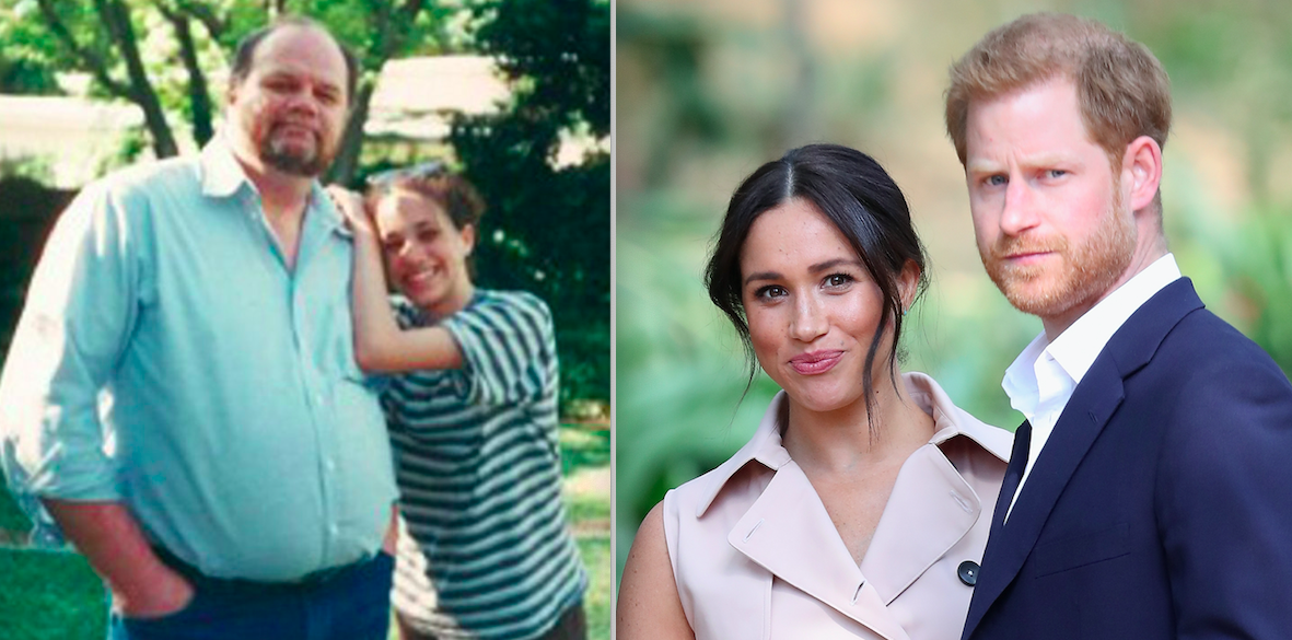 Thomas Markle revealed that he lied to Prince Harry and hung up on him (Splash/Getty)