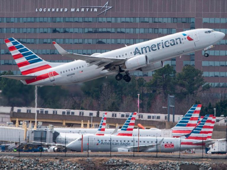 Drunk passenger urinates on woman's luggage during American Airlines flight