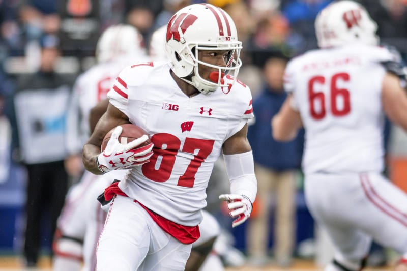 Former Wisconsin receiver Quintez Cephus was found not guilty after two women accused him of sexual assault last year.