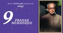Pranab Mukherjee (11 December 1935 - 31 August 2020) <br>Former President of India