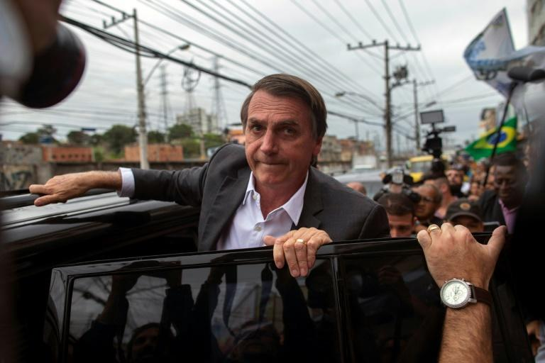 With Lula out of the picture, the torture-backing right-wing Jair Bolsonaro leads polls