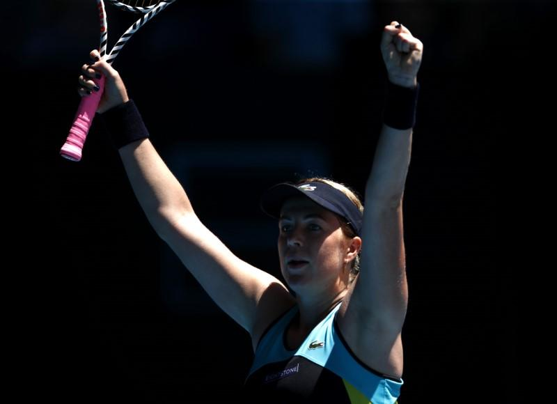 Errors and off the pace, Pliskova dumped out in Melbourne