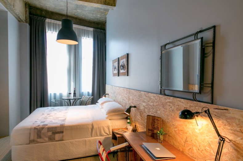 Professional image of the Urban Newtown hotel room
