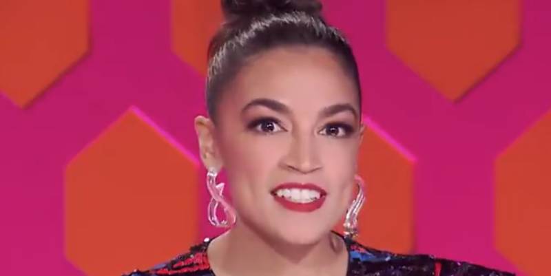 Ocasio-Cortez to judge 'RuPaul's Drag Race,' following in Pelosi's footsteps