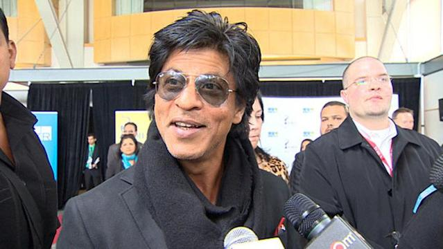 He is happy to be back after shooting a film in Vancouver years ago