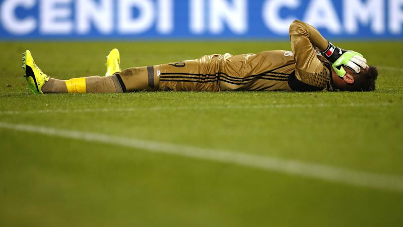 VIDEO: Donnarumma howler leaves everyone in disbelief