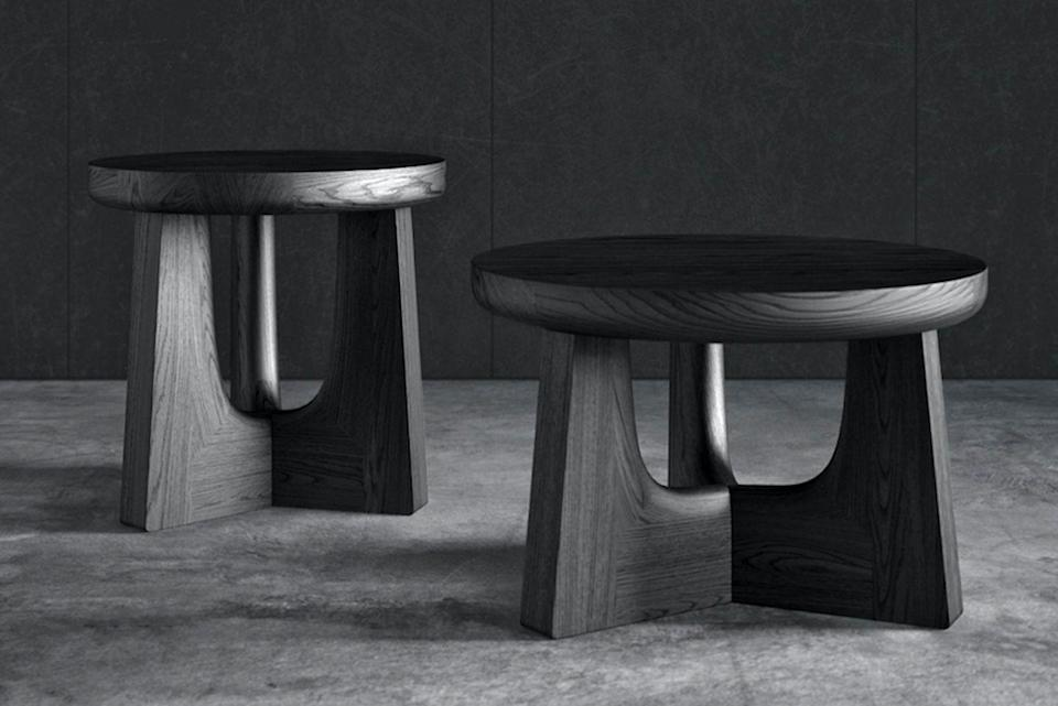 """<p>Inspired by the art of cabinet-making, this exquisitely crafted side table is a pleasingly weighty piece, with a real sculptural feel. It's crafted from solid wood – naturally – with a tricky choice between black elm and gold walnut. From £1,641, <a href=""""https://www.poliformuk.com"""" rel=""""nofollow noopener"""" target=""""_blank"""" data-ylk=""""slk:poliformuk.com"""" class=""""link rapid-noclick-resp"""">poliformuk.com</a></p>"""
