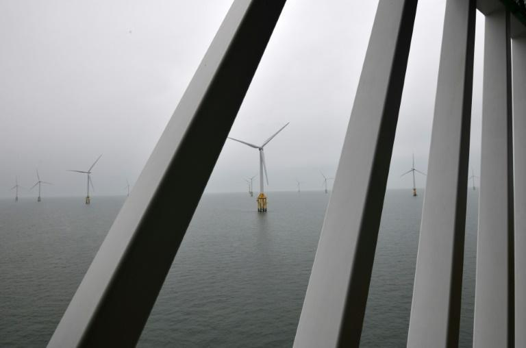 South Korea says the vast offshore wind farm will be the world's biggest