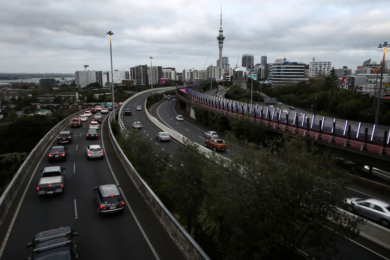 New Zealand economy in deepest recession as second-quarter GDP shrinks