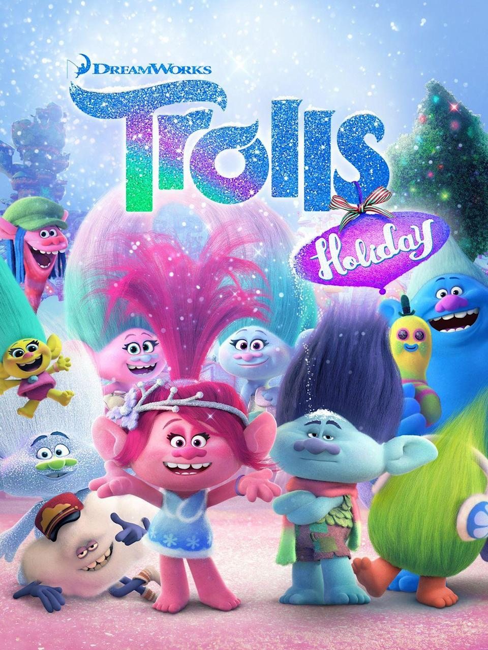 """<p>All your favorites are back in this animated spinoff that reminds you how fun it is to celebrate the holiday season. </p><p><a class=""""link rapid-noclick-resp"""" href=""""https://www.netflix.com/title/80185876"""" rel=""""nofollow noopener"""" target=""""_blank"""" data-ylk=""""slk:STREAM NOW"""">STREAM NOW</a></p>"""