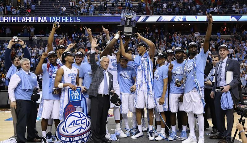North Carolina Wins 2016 ACC Tournament