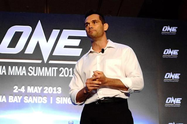 Rich Franklin Moving from Fighting to the Next Phase of Life, Building ONE FC