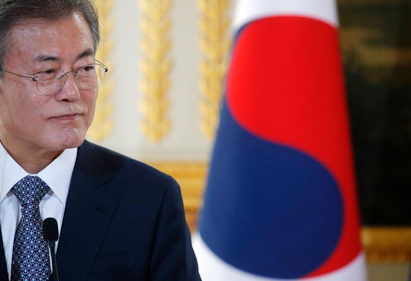 Vatican: South Korea's Moon shares faith in peninsula peace