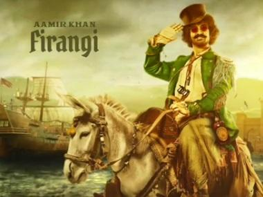 Thugs of Hindostan: Aamir Khan reveals first look of his character Firangi from upcoming period drama
