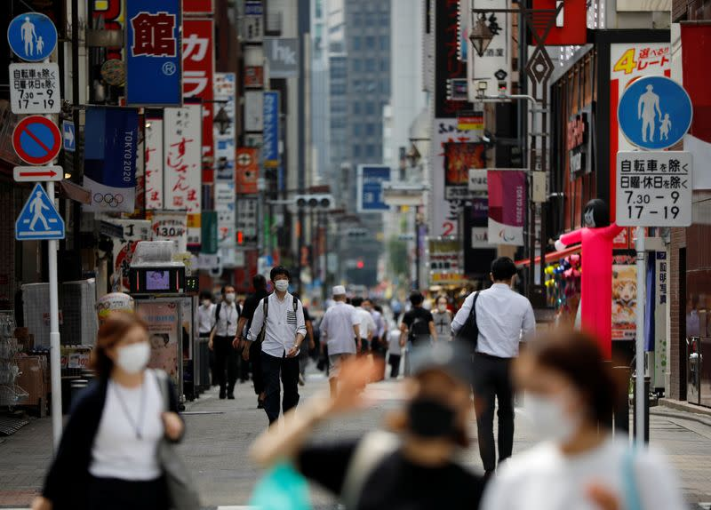 Japan's domestic tourism campaign faces uncertainty as coronavirus spikes in Tokyo