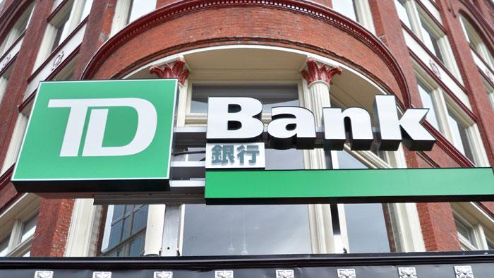 Although There Are Five Major Banks In Canada Can Only Be One Top Bank Toronto Dominion Tsx Td Nyse Is Arguably The Best Of