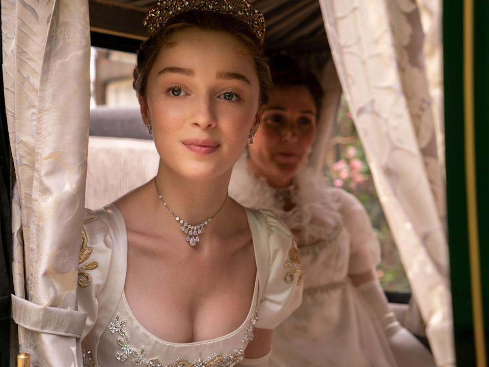 Regency drama 'Bridgerton' has got everyone talkingLiam Daniel/Netflix